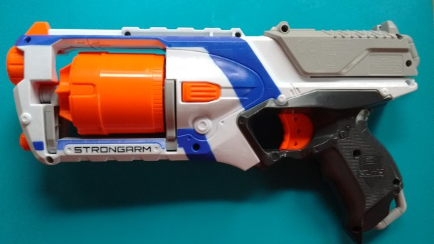The Strongarm